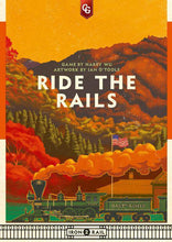 Load image into Gallery viewer, Iron Rail #2: Ride the Rails