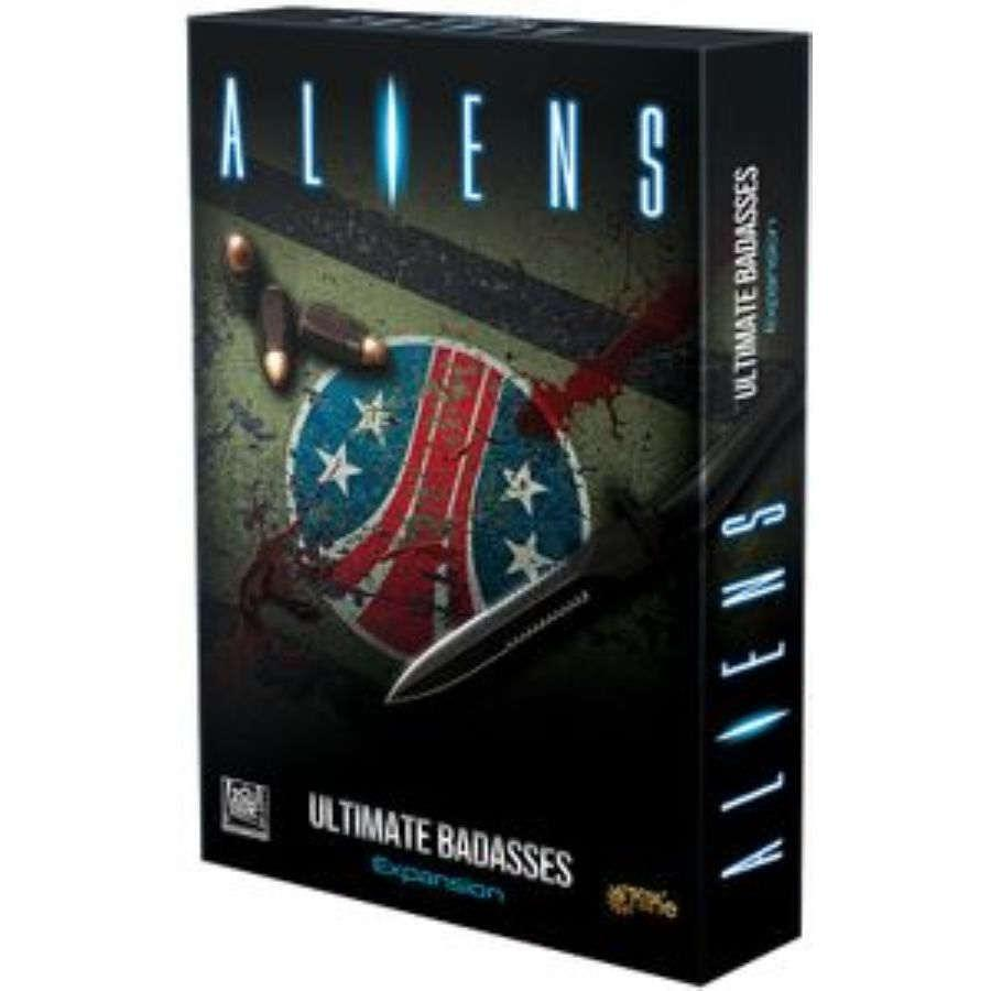 Aliens: Ultimate Badasses Expansion