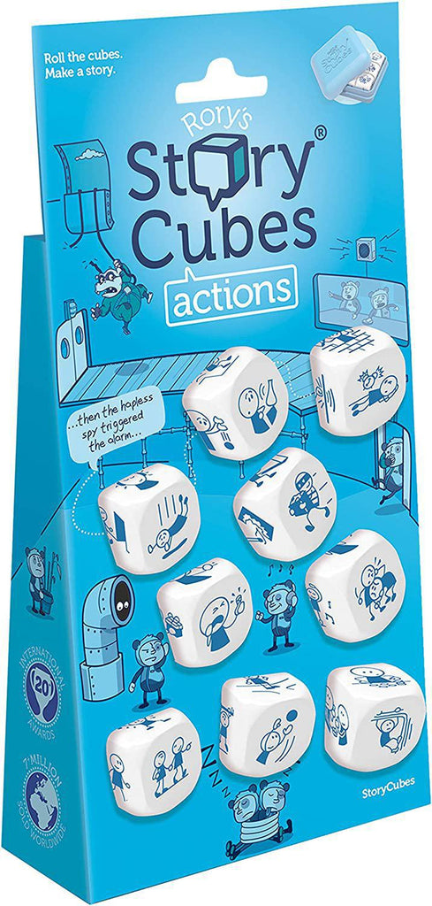 Rory's Story Cubes: Actions - Peg