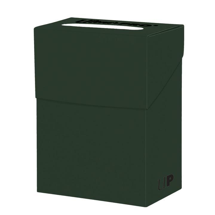 Ultra Pro: Deck Protector Box - Forest Green (1)