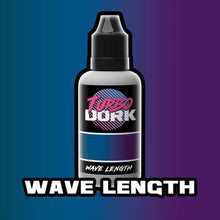 Load image into Gallery viewer, Turbo Dork: Turbo Shift Acrylic Paint- Wave Length (20ml)