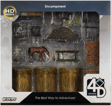 Load image into Gallery viewer, WizKids: 4D Setting - Encampment