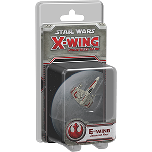 Star Wars X-Wing Miniature Game - E-Wing - Star Wars X-Wing 1st Ed