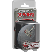 Load image into Gallery viewer, Star Wars X-Wing Miniature Game - E-Wing - Star Wars X-Wing 1st Ed