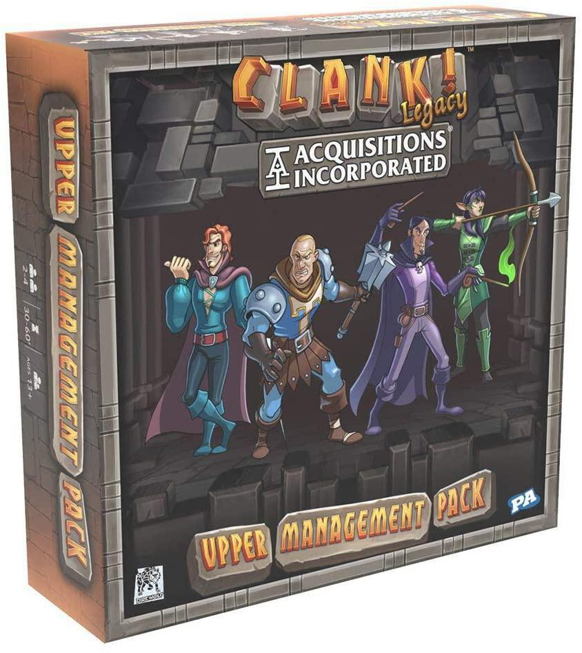 Clank! Legacy: Acquisitions Incorporated - Upper Management Expansion