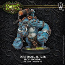 Load image into Gallery viewer, Hordes: Trollbloods - Blitzer/Bomber/Mauler Heavy Warbeast (Plastic)