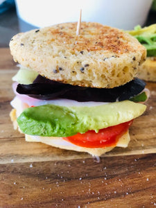 3 PACK - English Muffin
