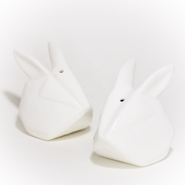 Origami Style Salt and Pepper Set
