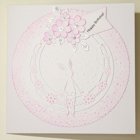 Pretty in Pink - Cards by Mummy Bunny