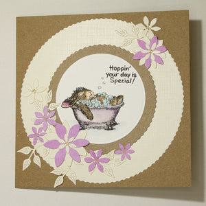 Spa Day - Cards by Mummy Bunny
