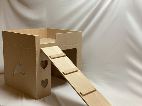 Bunk Bed - by J&S Wood Hobby