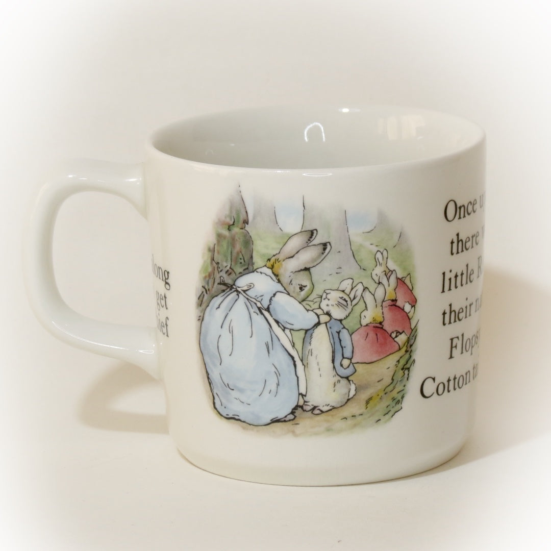 Wedgewood Peter Rabbit Mug