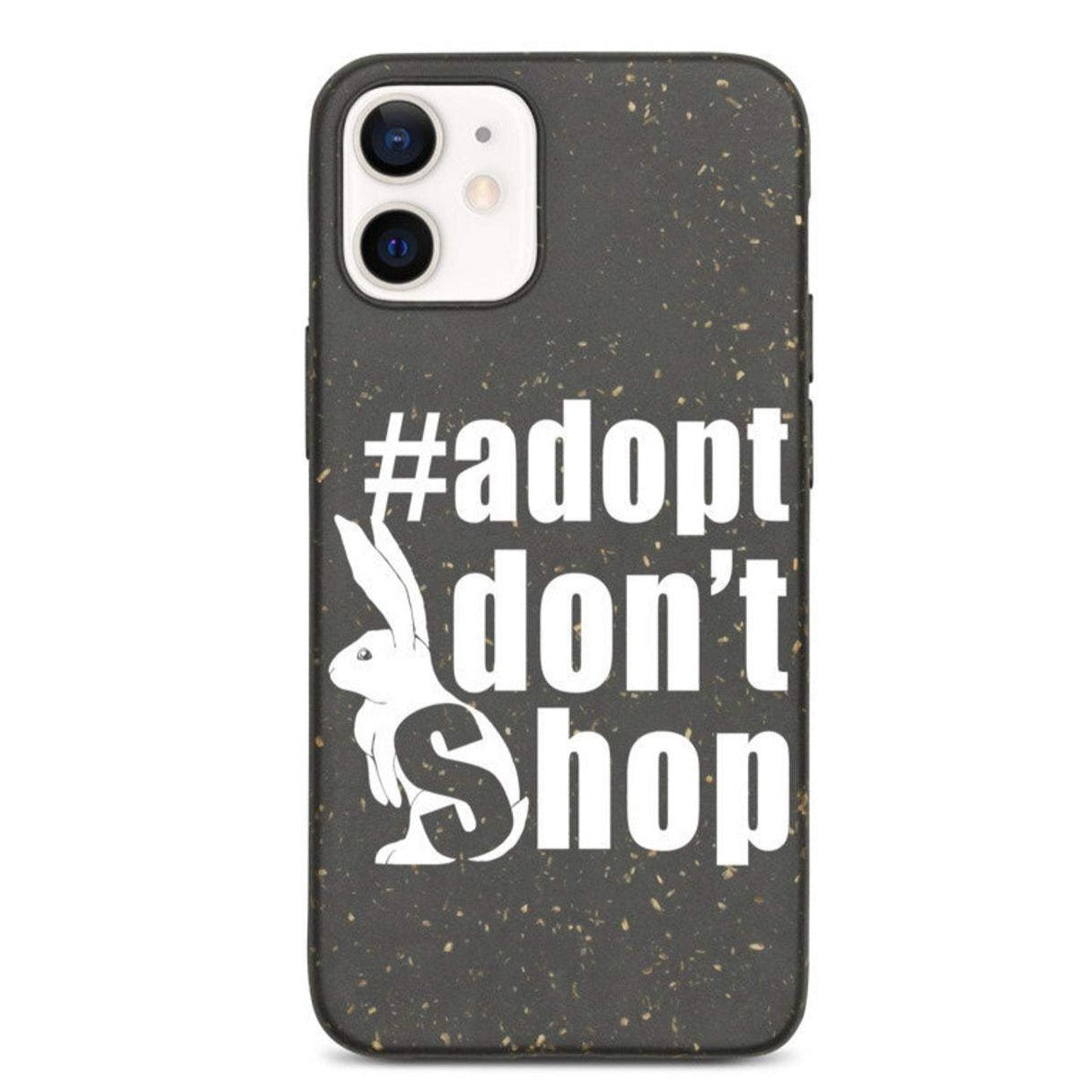 #AdoptDon'tShop - Biodegradable Phone Cases
