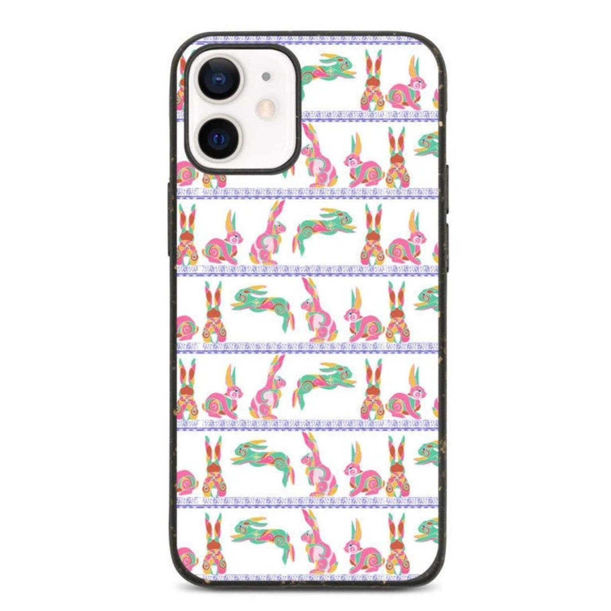 Folk Bunny - Biodegradable Phone Cases