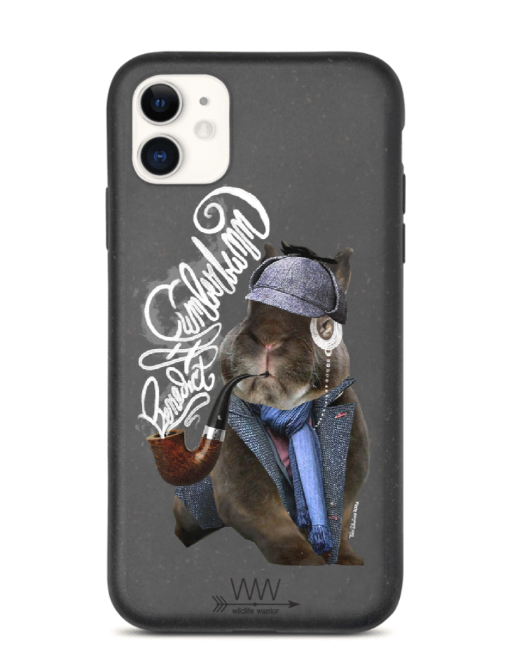 Benedict Cumberbunn- Biodegradable Phone Cases - By Tina Schofield