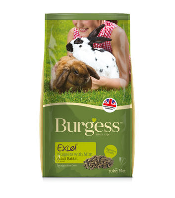 Burgess Excel Rabbit Adult Food