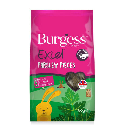 Burgess Excel Parsley Pieces - 80g