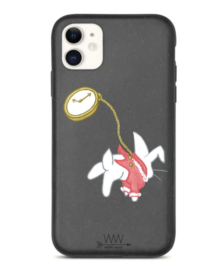 I'm Late - Biodegradable Phone Cases - By Tina Schofield