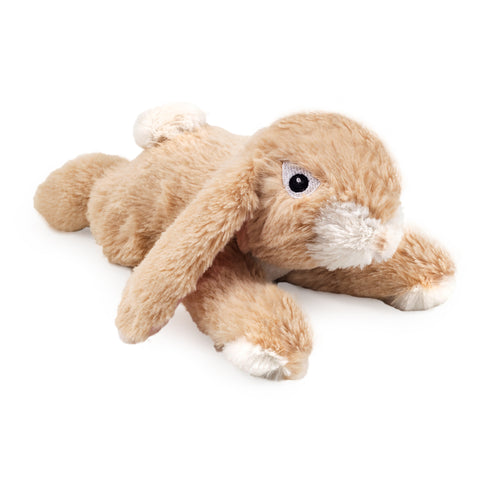 Plush Rabbit Toy (with squeaker)