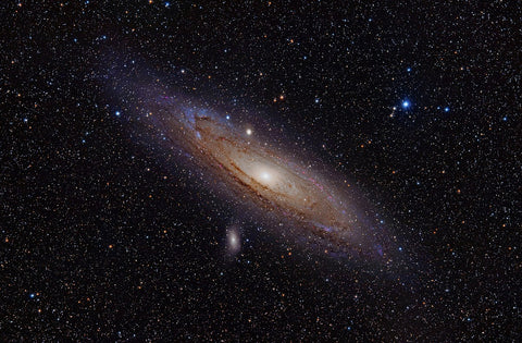 facts about andromeda