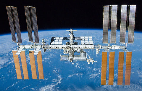 international space station history