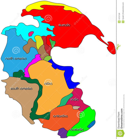 picture of pangea