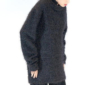 Technofur Crewneck Sweater - Karn Goode
