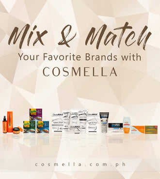 Cosmella Mix & Match Your Favorite Brand