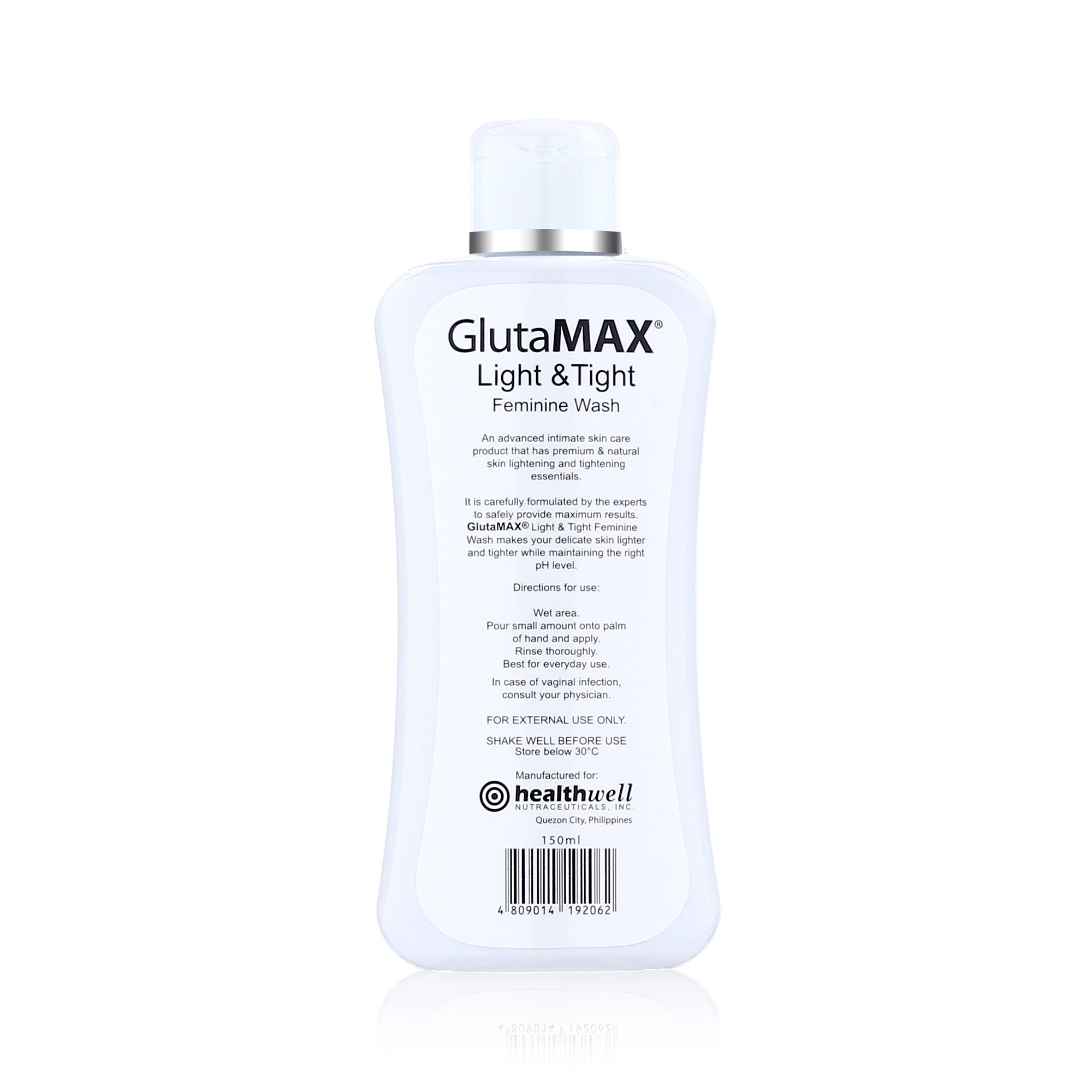 GlutaMAX Feminine Wash 150ml