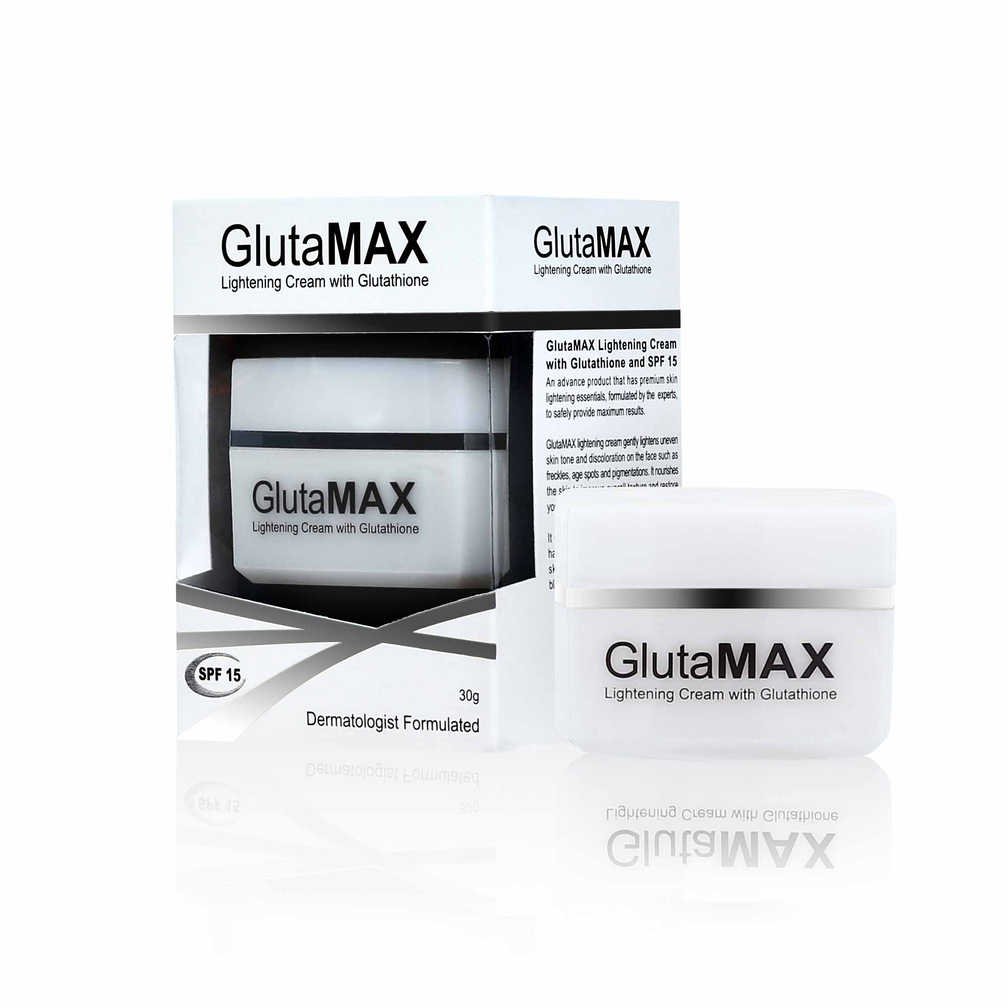 GlutaMAX Face Cream 30g