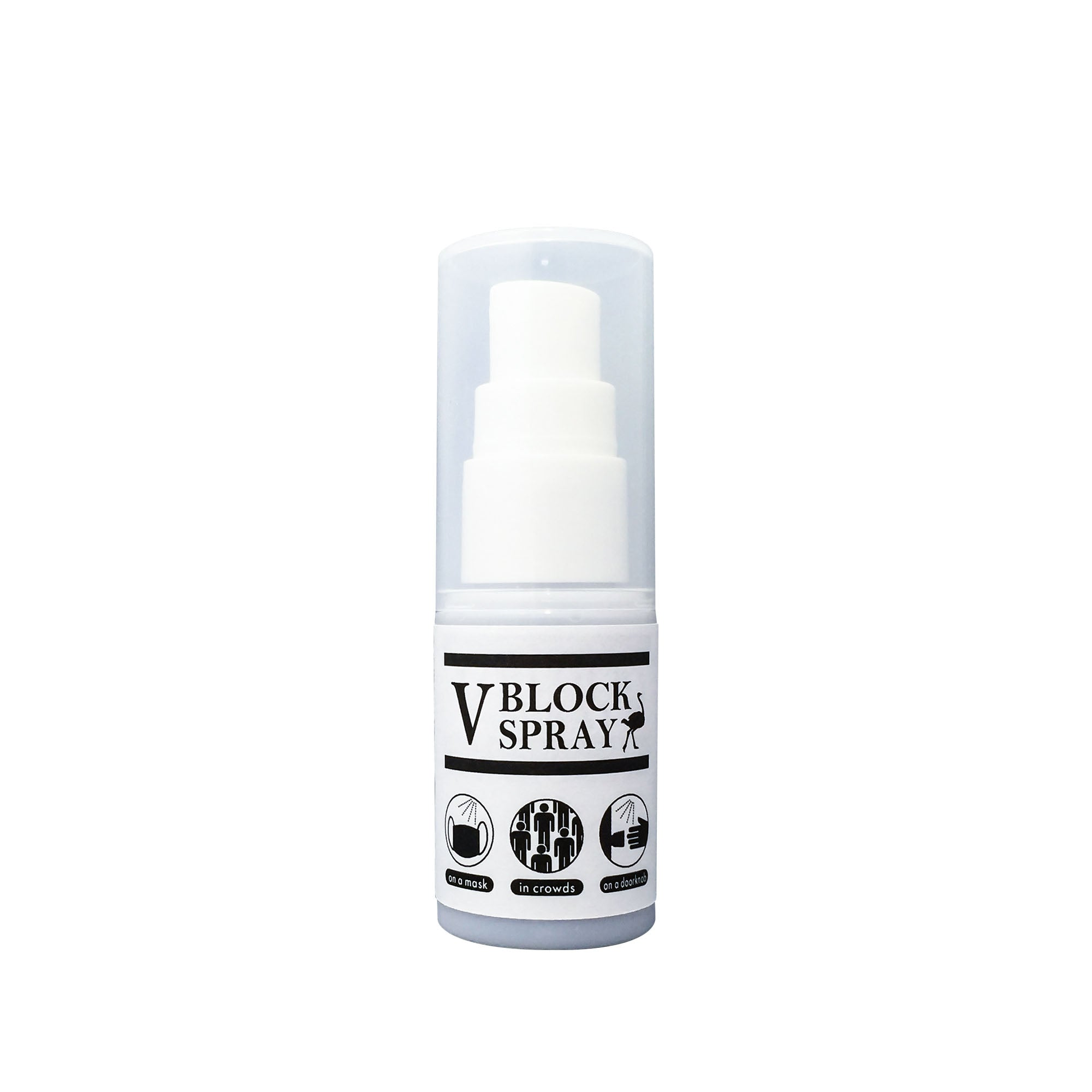V Block Antiviral Spray