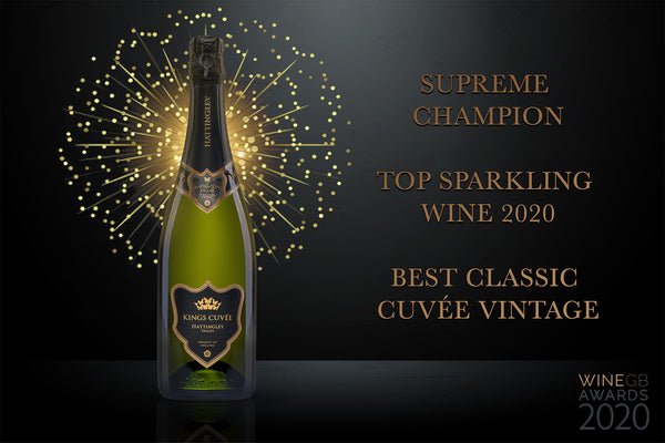 Top Sparkling Wine of 2020, now thats something to celebrate.