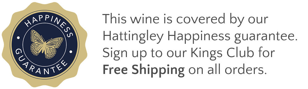 Hattingley Valley Happiness Guarantee Free Shipping
