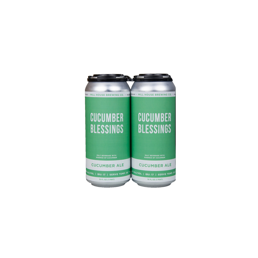Cucumber Blessings (4-pack)