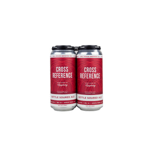 Cross Reference Raspberry (4-pack)