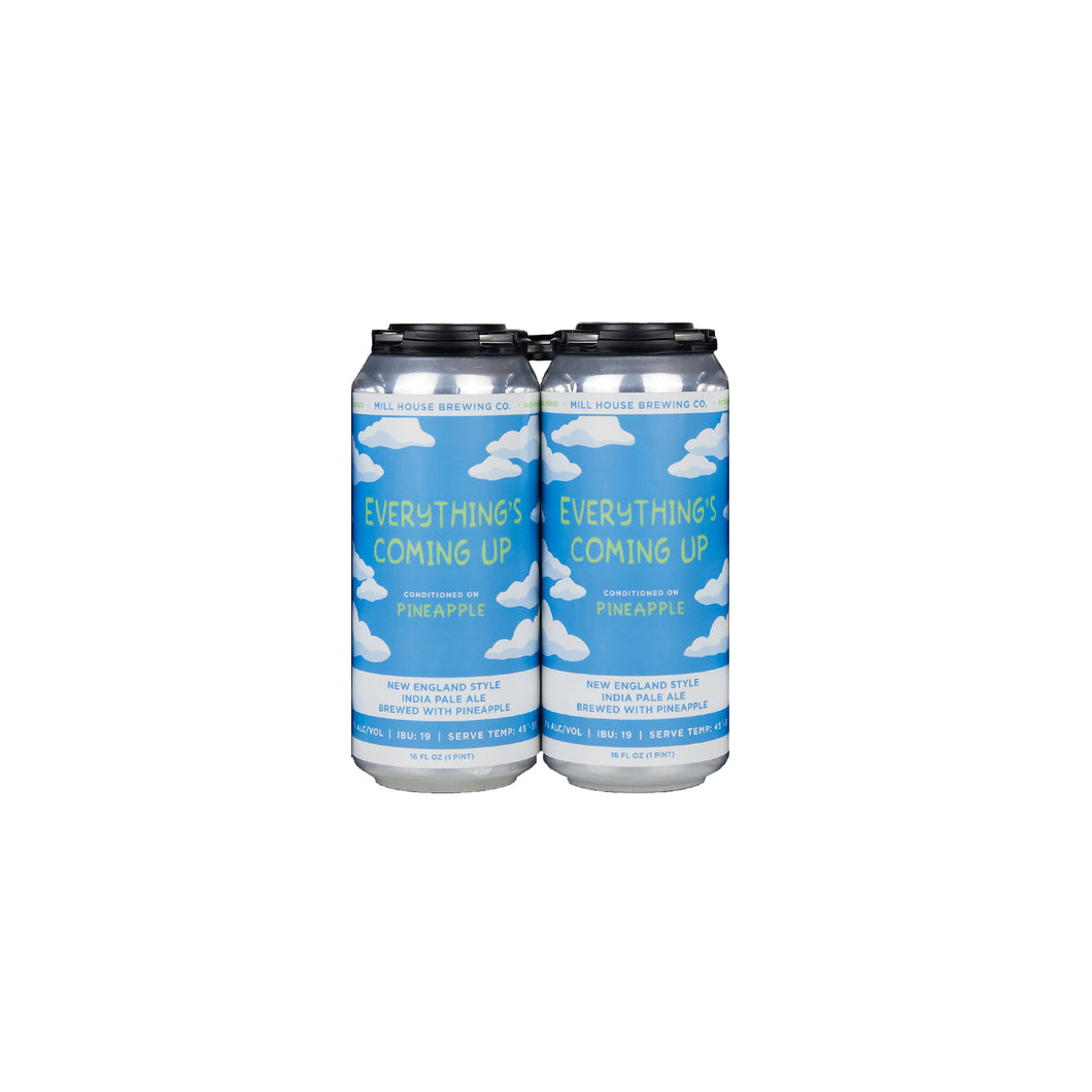 Everything's Coming Up: Pineapple (4-pack)