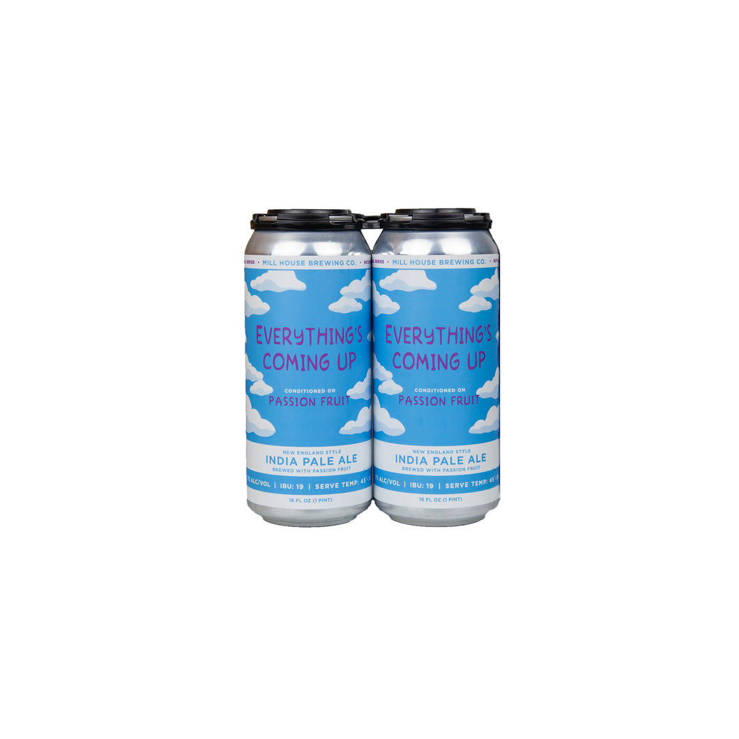 Everything's Coming Up: Passion Fruit (4-pack)