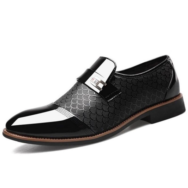 Synthetic Leather Classic Shoes