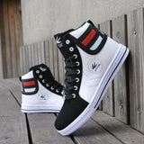 White Anti Slip Sneakers