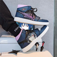 Naruto Animated Hip Hop Casual Sneakers For Men