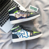 Naruto Animated Hip Hop Shoes