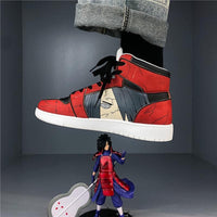 Naruto Animated Hip Hop Sneakers
