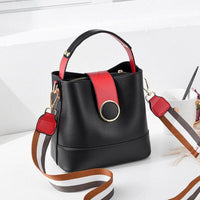Luxury Panelled Crossbody Shoulder Bag For Women 2020 New Fashion Messenger Bags Crossbody Handbags And Purse Ladies Bucket Bags-100002856-radekus