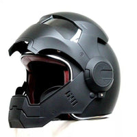Top Quality ironman helmet for bikes, motorbikes, motorcycles Large size at radekus.com