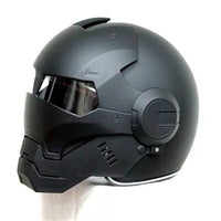 Top Quality ironman helmet for bikes, motorbikes, motorcycles XXL size at radekus.com
