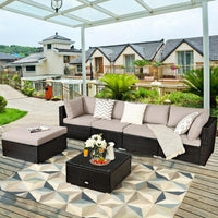 Sofa Set For Outdoor Decor