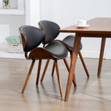 Black Minimalist Chairs For Home Decor