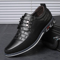 Synthetic Leather Casual Shoes for men