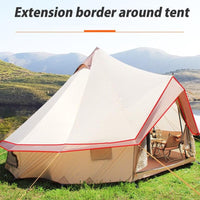 Luxury Mongolia Tent
