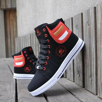 Red Anti Slip Sneakers